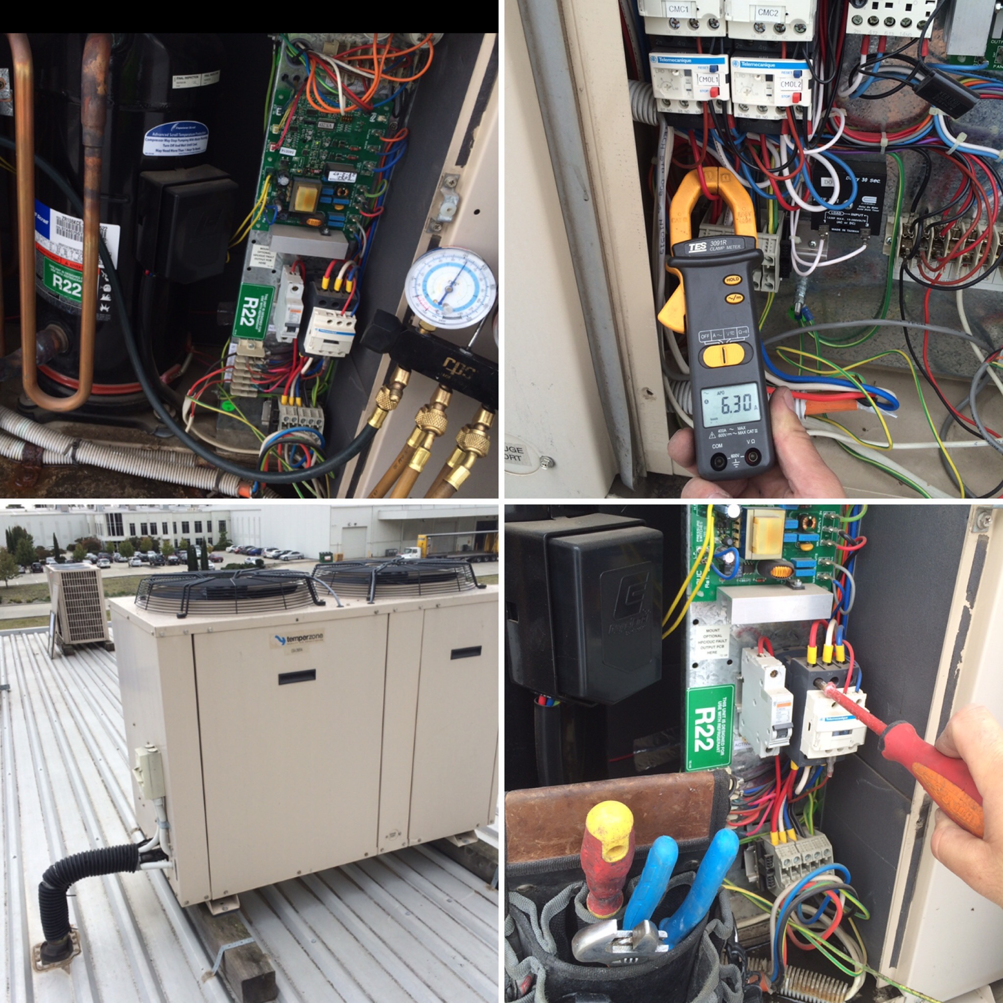 Air Conditioning Chill Tech Air Services